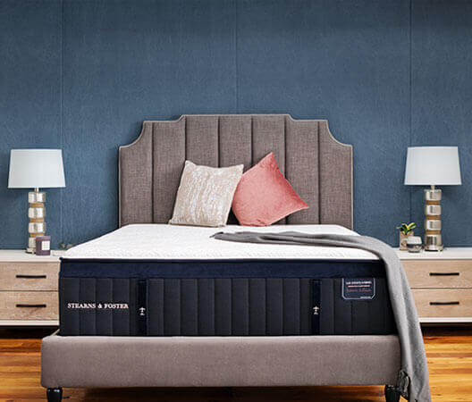 Lux Estate Hyrbrid Mattresses