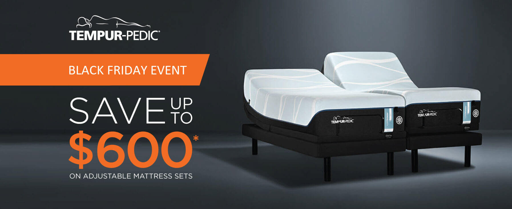 Tempur-Pedic Fall Savings Event